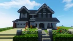 SUBURBAN HOUSE 8 Minecraft Project