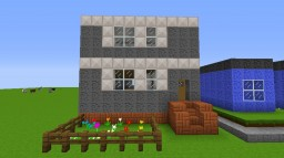 Real Life Houses I Lived In Minecraft Project