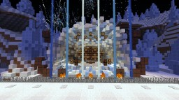 Arctic Stage Minecraft Map & Project