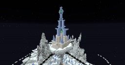 Mansion de Hielo Minecraft Map & Project