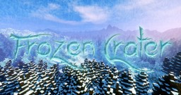 Frozen Crater | 1000x1000 Minecraft Map & Project