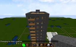 Tenement 1 Minecraft Map & Project