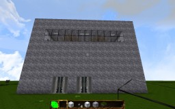 Warehouse specially designed for security Minecraft Project