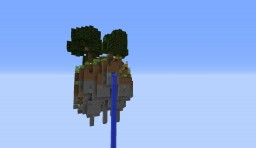 Mega Sky Island Challenge Minecraft Map & Project