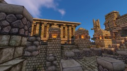 Sky City Minecraft Map & Project