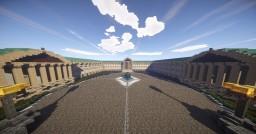 Philadelphia museum - steps of rocky Minecraft Map & Project