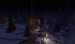 Crystal Cabin Minecraft Map & Project