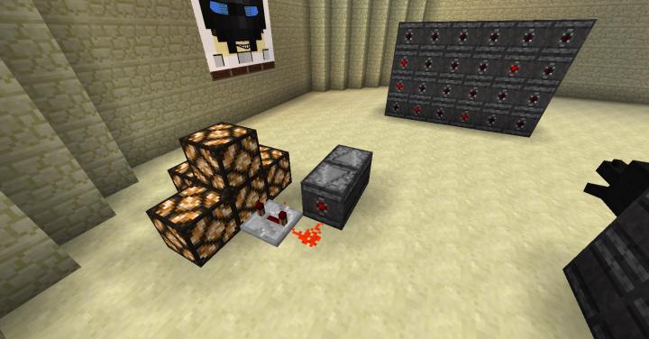 observer clock/ machines Minecraft Project