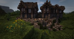 #WeAreConquest medieval world Minecraft