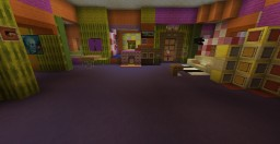 Dick and Dom in da Bungalow - Bungalow Minecraft Map & Project