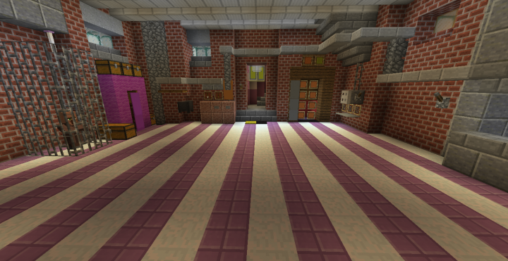 dick and dom in da bungalow bungalow minecraft project