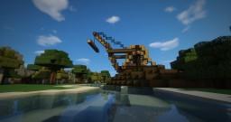 crane médiéval Minecraft Map & Project