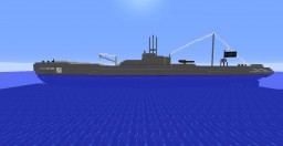 Type B1 Submarine Minecraft Map & Project