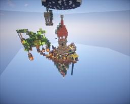 Skywars Island Minecraft Map & Project