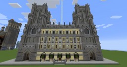 Castle Chateau Minecraft Map & Project
