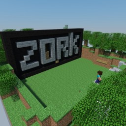 Zork: The Great Underground Empire Minecraft Map & Project