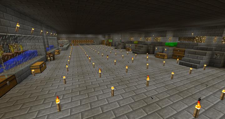 3rd floor of hidden basement autosemi-auto farms