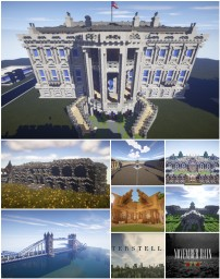 Special 5 years of construction Minecraft Map & Project