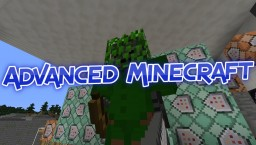 ADVANCED MINECRAFT Custom Command! New Mobs, Structures, Custom Crafting and more! Minecraft Map & Project