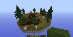 Mystic Forest (Mineplex Wizards Map) Minecraft Map & Project