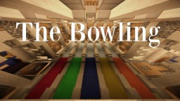 Bowling WORK ! Minecraft Map & Project
