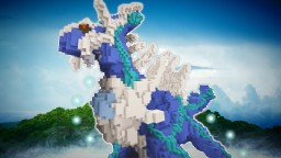 Minecraft vs Pokemon GO | GIGA DIALGA vs Caveman! Minecraft Blog Post