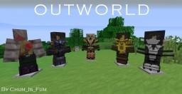 Outworld - A Mortal Kombat Themed Pack Minecraft Texture Pack