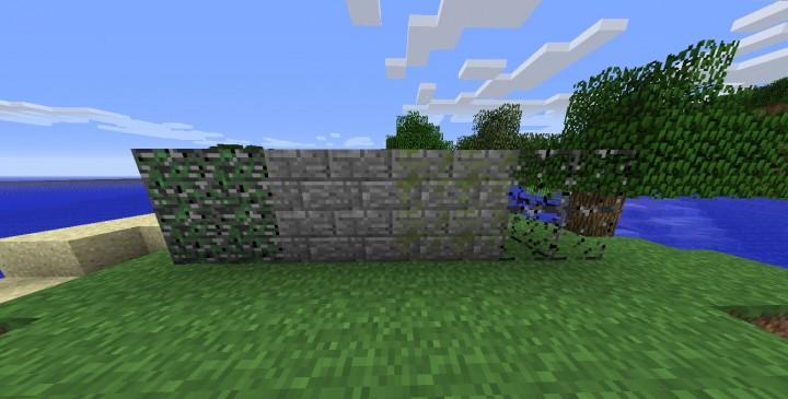 Bedrock Bricks (1.7.10) Minecraft Mod