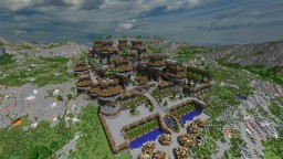 Highborn Castle Minecraft Project