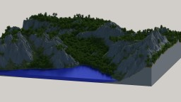 The Green Mountains Minecraft Map & Project