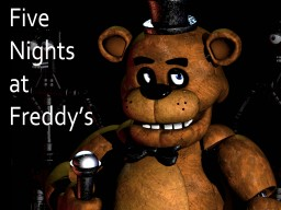Five Night's at Freddy's 1 Map+Download Minecraft Project
