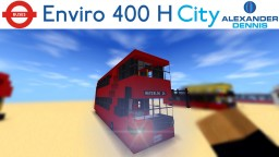 Enviro 400H City Minecraft Map & Project
