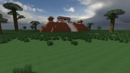 Mesoamerican architecture and art Minecraft Map & Project