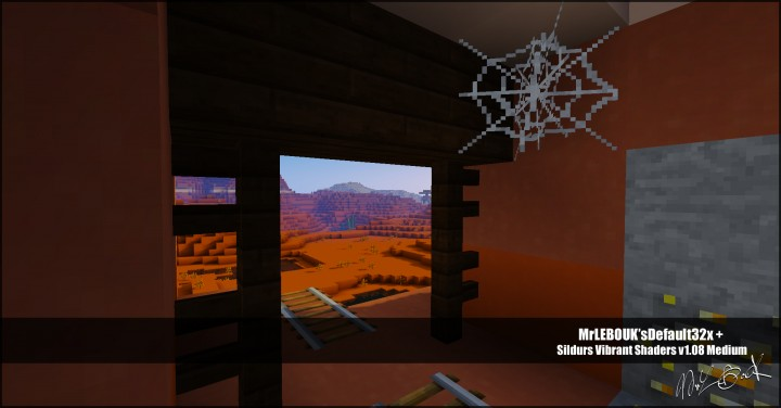Mineshaft mesa