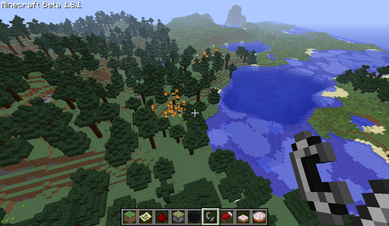 minecraft beta 1.8.1