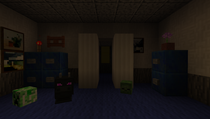 five nights at freddy's sister location and fnaf 4