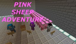 Pink Sheep Adventure Minecraft Map & Project