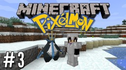 Let's Play - Pixelmon 1.8.9 Minecraft Blog Post
