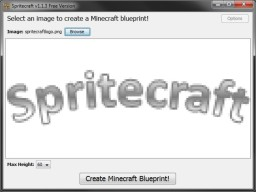 Spritecraft Tutorial Minecraft Blog Post