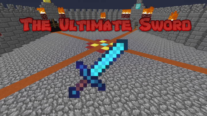 The Ultimate Sword Minecraft Project