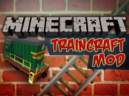 TrainCraft And RailCraft Maps! [1.7.10] Minecraft Map & Project
