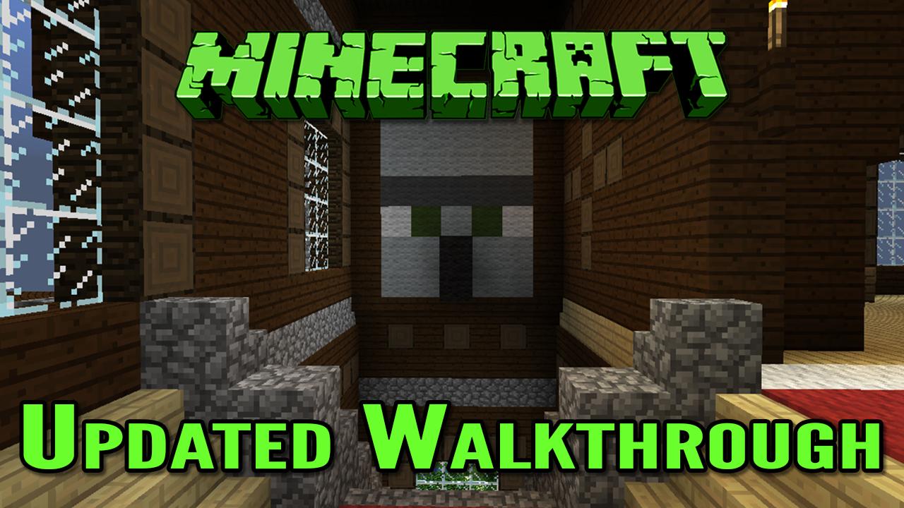 Mine Craft V  Walkthrough