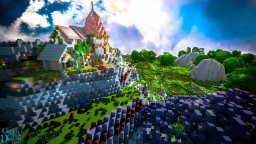 House On The Edge Of The World! Minecraft Map & Project