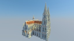 Cathedral san Angelo Minecraft