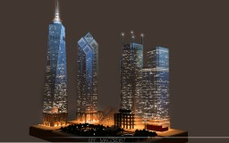 New World Trade Center Minecraft Project