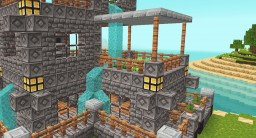 Santa - Island Apartment Minecraft Map & Project