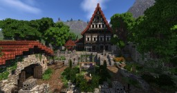 Medieval Estate [Conquest Reforged] Minecraft