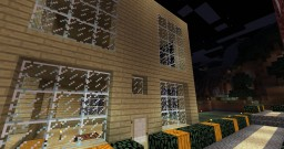 Corvis (New Island Village)- Minerealm part 2 Minecraft Map & Project