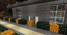 Corvis(New Island Village)-Minerealm part 3 Minecraft Map & Project