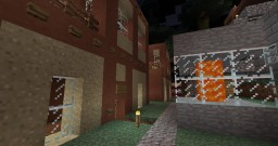 Corvis( New Island Village)-Minerealm part 5 Minecraft Map & Project